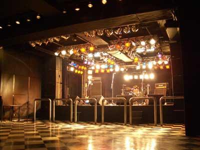 ホール&ステージ